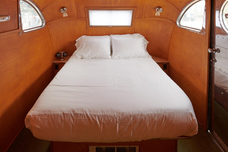 Aft Queen Bed